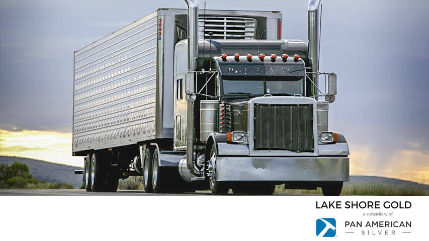 Lake Shore Gold Delivery/Driver Orientation