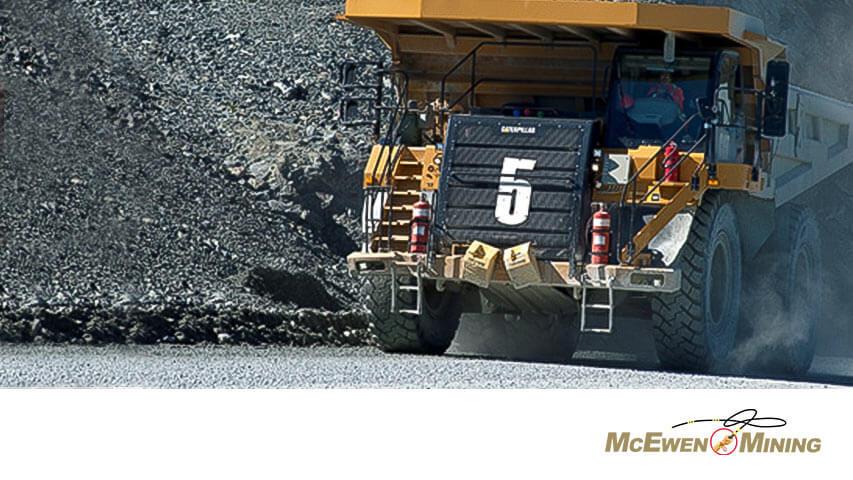 McEwen Mining Pit and Underground Induction