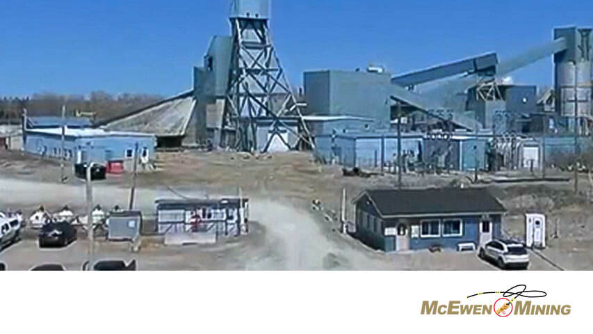 McEwen Mining Delivery/Sales Induction