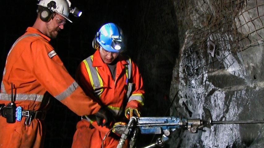#770121 - First Line Underground Mine Supervisor - Underground Hard Rock Miner Common Core