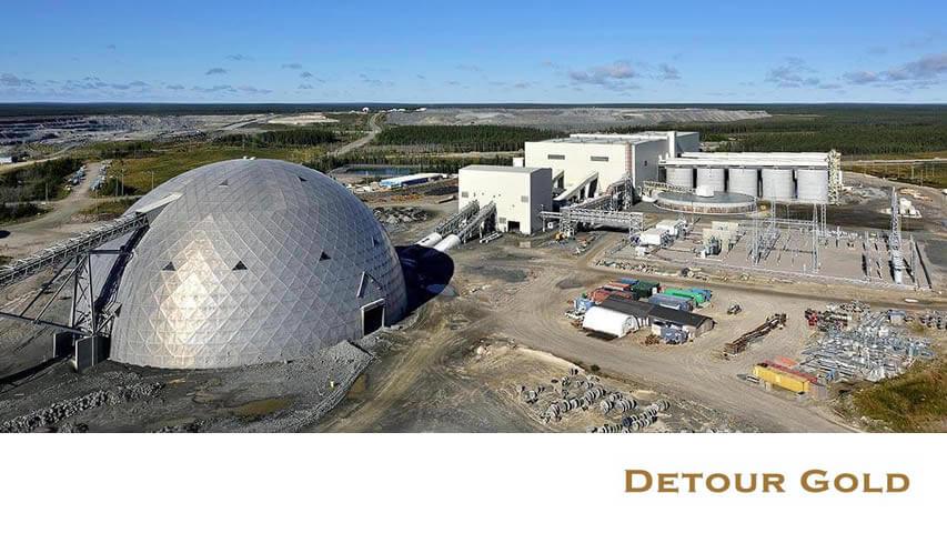 KL Gold Detour Lake Mine Process Plant Safety