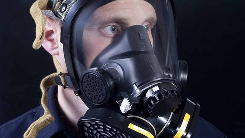 Practical - Respirator Fit Test (Full Mask)