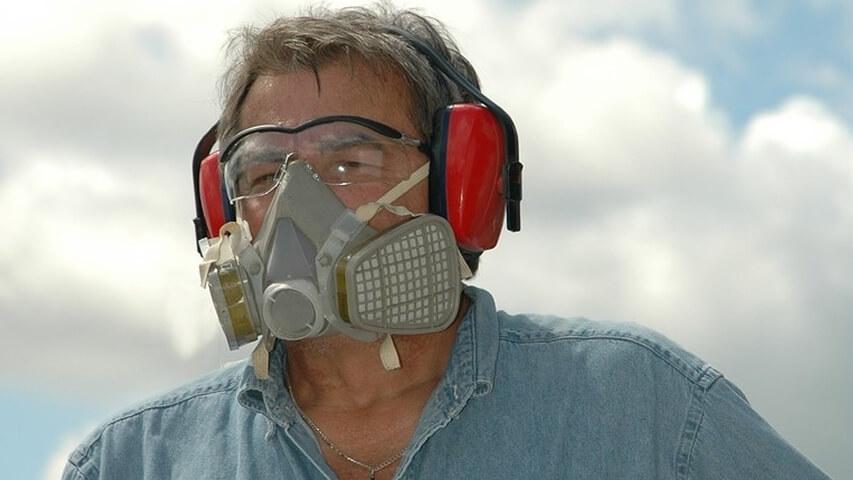 Practical - Respirator Fit Test (Half Mask)