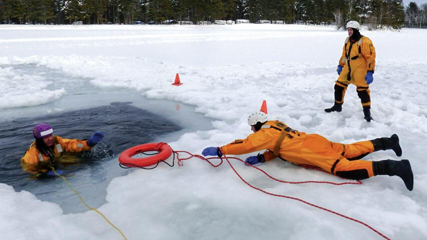 Ice & Cold Water Rescue Technician