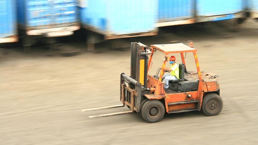 Lift Truck Awareness