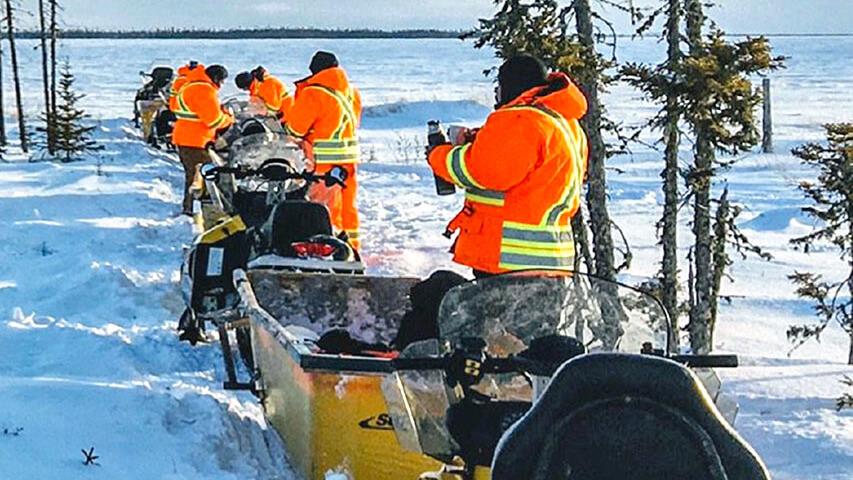 Off-Road Vehicle Training - Snowmobile Operator