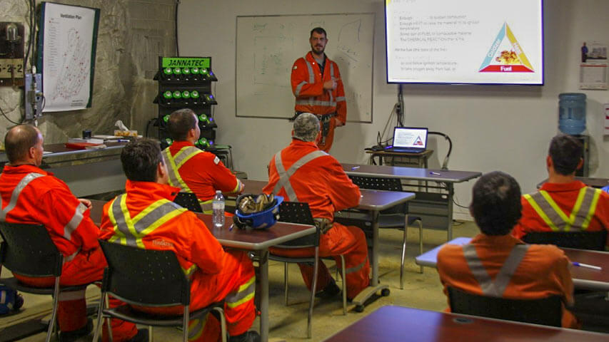 #770225 - Basic Underground Hard Rock Mine Service Types Common Core