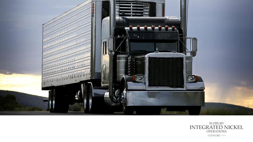 Sudbury INO Trucker Indoctrination