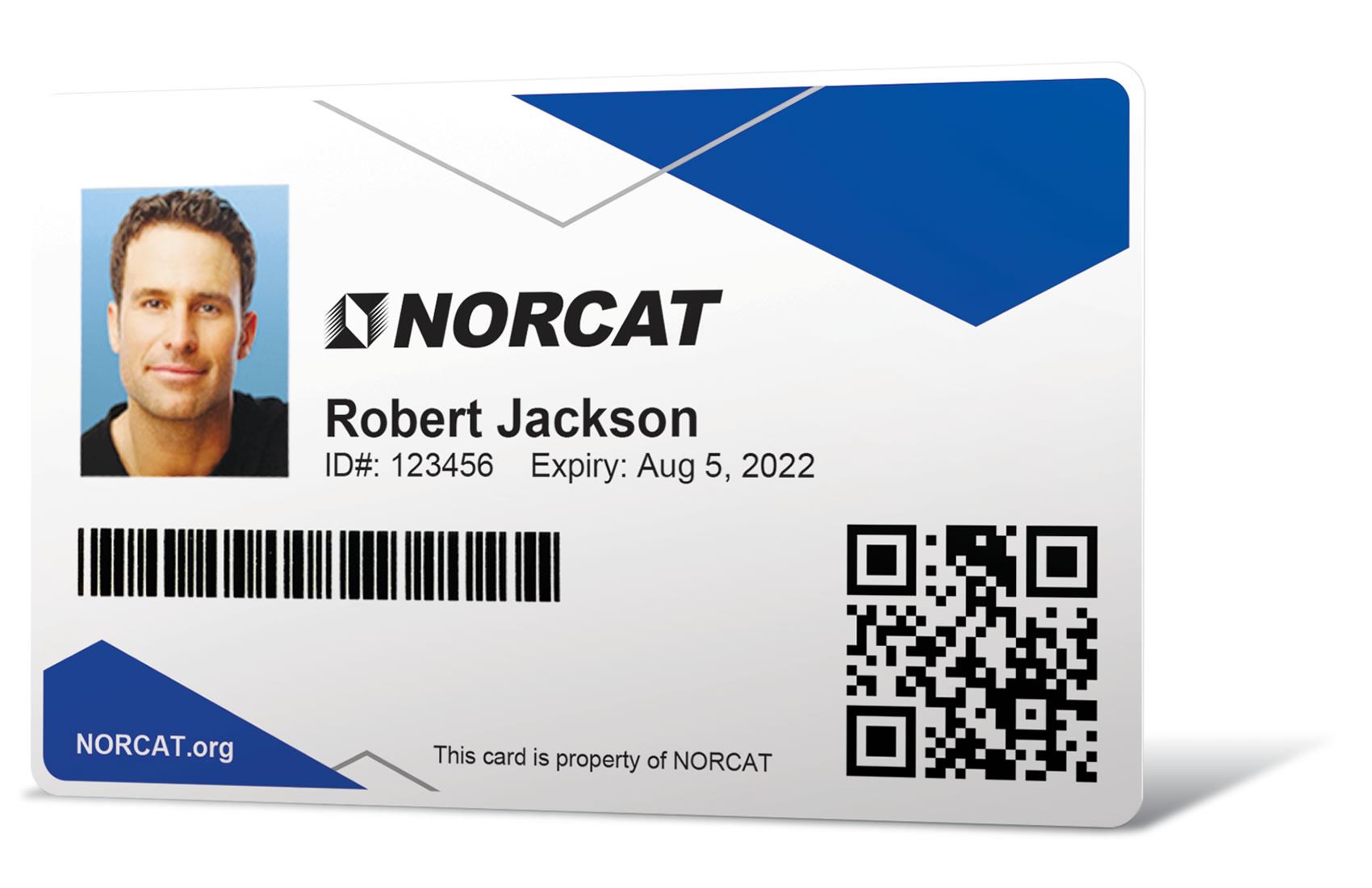 MyIBT NORCAT Card
