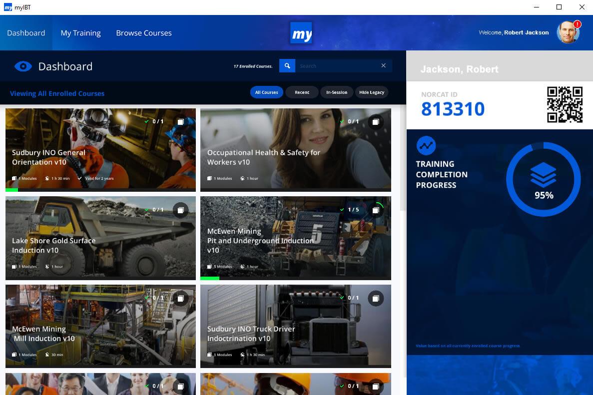 MyIBT Screenshot 4