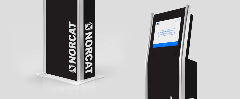 NORCAT Compliancy Kiosks