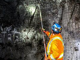 Underground Mining Student Scaling